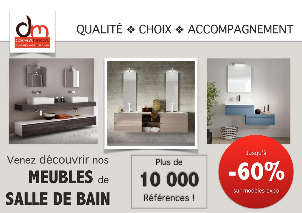 promo 60% DM Ceramica Carrelage Loire Haute-Loire
