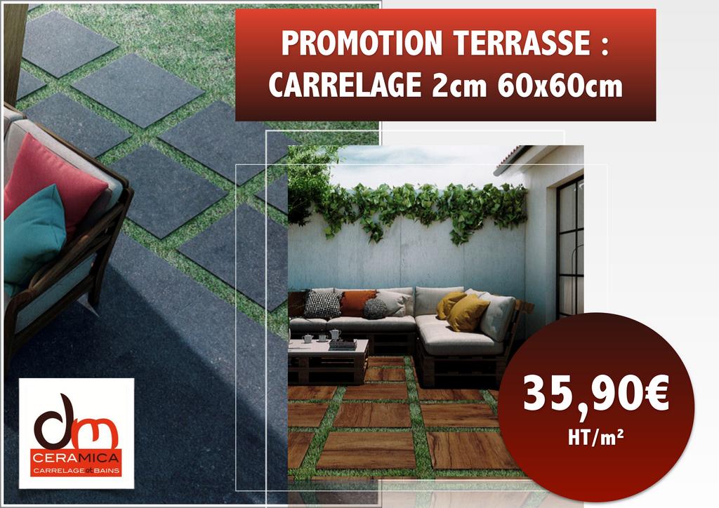 promo carrelage 60x60 DM Ceramica Carrelage Loire Haute-Loire
